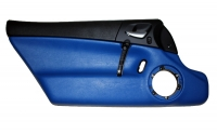 005; 2003 - 2010 Dodge Viper SRT10 Left Interior Door Panel in Blue - 0XC871BNAC
