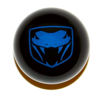 000; 1992 - 2006 Dodge Viper Hurst Shift Knob in Blue - P5153302