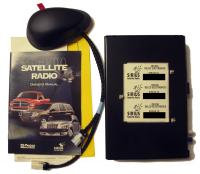 000; 2003 - 2010 Dodge Viper SRT10 Sirius Radio Receiver & Antenna - 82206488AB
