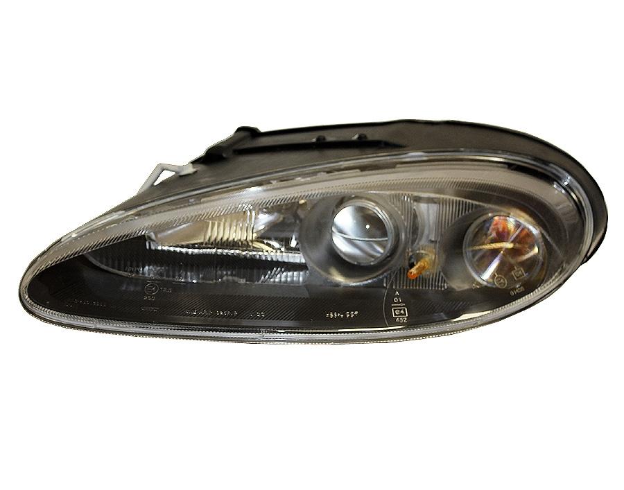 000; 1992 - 2002 Dodge Viper Left Headlight Assembly - 04848063AD ...