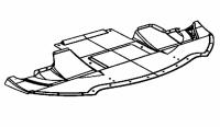 000; 2006 - 2010 Dodge Viper SRT10 ACR Front Splitter Kit - 68050001AB