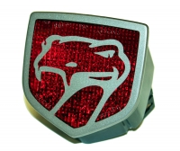 009; 1996 - 2002 Dodge Viper GTS / ACR Liftgate Sneaky Pete Brake Lamp - 04763042
