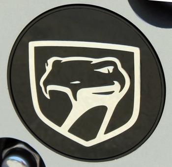 006: 99 - 02 Dodge Viper ACR Wheel Center Cap - 0SM12DX9AA