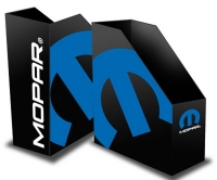Mopar Magazine Collector Holder - A66292842N