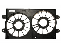 008; 2008 - 2010 Dodge Viper Fan Housing Shroud - 68029032AA