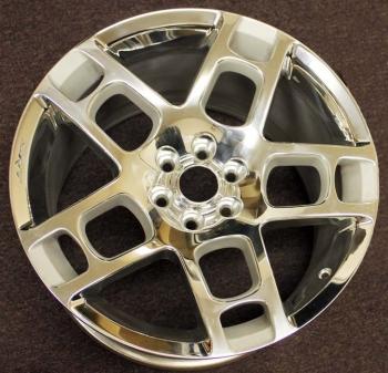 000; 2003 - 2010 Dodge Viper Rear H-Spoke Wheel - 05290867AA