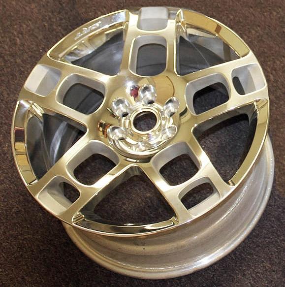 000 2003 2010 Dodge Viper Front H Spoke Wheel 05290863aa Viper Parts Rack America