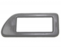 008; 1992 - 1995 Dodge Viper Gray Left Hand Door Handle Bezel - 0EK03LD5