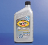 000; Pennzoil SAE 10W-30 Platinum Full Synthetic - 05166242PA