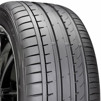 Falken Azenis FK453 Tire Set for Chrysler Plymouth Prowler - 295/40-20 225/45-17