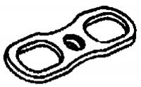 008; 1992 - 2002 Dodge Viper Lifter Tappet Aligning Yoke - 05245169