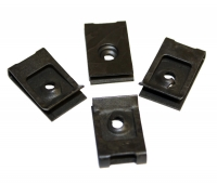 000; 2003 - 2010 Dodge Viper SRT10 U-Nut Four Pack- 00152493