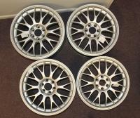 1999 - 2002 Dodge Viper GTS ACR BBS Wheels Set with Caps - 0SM09WD2AA 0SM08WD2AA
