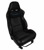 2003 - 2010 Dodge Viper SRT10 Passenger Seat w/ Blue Stitching - 1CP301XBAC