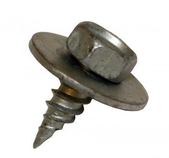 008; 1996 - 2002 Dodge Viper M4.8x1.59x13 Hex Head Tapping Screw - 06504580