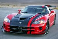 2006 - 2010 Dodge Viper SRT10 ACR Coupe Aero Package w/ Carbon Fiber Wing - P5155265