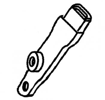 000; 1996 - 2002 Dodge Viper Seat Belt Receptacle - 04848718