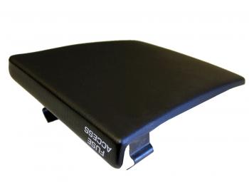 000; 1996 - 2002 Dodge Viper Interior Fuse Box Cover - 04848773AB
