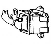 000; 1993 - 1995 Dodge Viper RT/10 Left Outer Seat Belt - 0HC77MX9