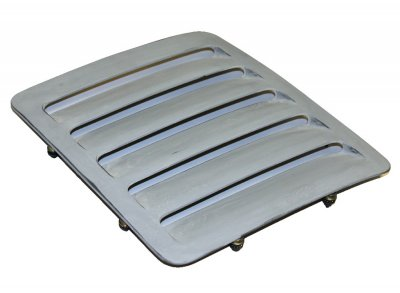 000; 1996 - 2002 Dodge Viper Right Hood Louver - 04763330AB