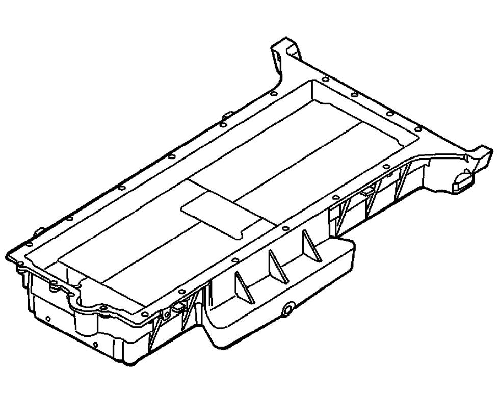 dodge viper transmission mount