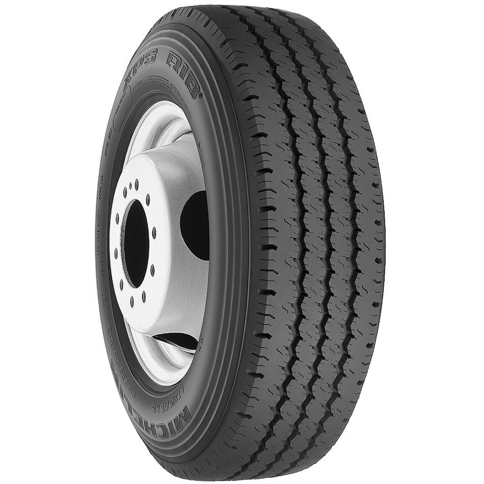 michelin xps rib truck tire 245 75 16 viper parts rack america. Black Bedroom Furniture Sets. Home Design Ideas