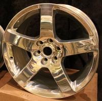 2010 Dodge Viper OEM Rear Five Spoke Wheel - 05290868AC