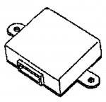 000; 1992 - 2002 Dodge Viper Windshield Wiper Controller - 04848291