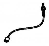 2008 - 2010 Dodge Viper SRT10 Rear Downstream Exhaust O2 Sensor - 56029050AA