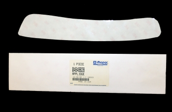 000; 1992 - 2002 Dodge Viper Front RIGHT Front Fascia Protective Film - 04848828
