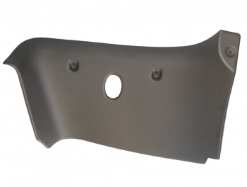 000; 1992 - 1996 Dodge Viper RT/10 Quartz Lower Right Dash Fascia Bolster - 0MJ80RD5