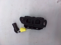 000; 2003 - 2010 Dodge Viper Outer Door Handle switch HOUSING - LEFT 05029145AC