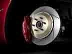 000; 2003 - 2015 Dodge Viper Performance Slotted Brake Rotor SET (2) FRONT P5155125