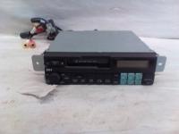 009 1992 - 1996 DODGE VIPER CASSETTE RADIO 4708187