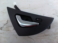 006 99-02 DODGE VIPER INSIDE DOOR HANDLE BEZEL ASSY 0SF95DX9AD LEFT