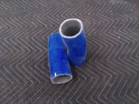 000; 96-02 VIPER FACTORY BLUE SMOOTH TUBES, AIR INTAKE *PAIR* 05245778AB