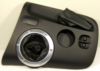 006; 2003 -2006 Black Bezels Console GEN 3 / 4 2003 2004 2005 2006
