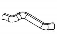 2008-2009 Viper Upper Radiator Hose - 05030603AB