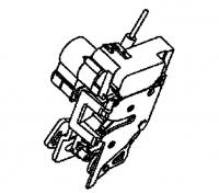 005; 2003 - 2010 Viper SRT10 Front Door Latch Right - 04865726AC