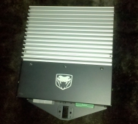 010; 2003-2010 Dodge Viper SRT10 Audio Amplifier - Recycled Take Off 04865994AE