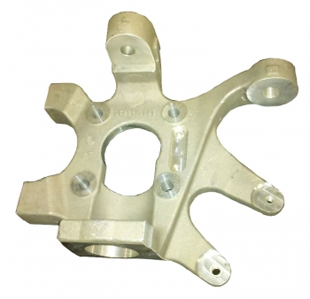 000; 1996 - 2000 Dodge Viper Right Rear Knuckle - 04709282 4848714 Spindle