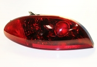 000; 2003 - 2008 Dodge Viper SRT10 Roadster Left Tail Lamp Assembly - 04865487AJ