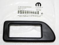 009; 1992 - 1998 Viper Right Hand Door Handle Bezel - 0TT07DX9AA Dodge