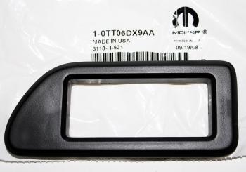 008; 1992 - 1998 Viper Left Hand Door Handle Bezel - 0TT06DX9AA  Dodge