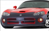 000; 2003 - 2010 Dodge Viper SRT10 Front Cover Bra - 82207928AB