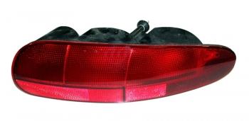 000; 2006 - 2010 Dodge Viper SRT10 Coupe Right Tail Light Lamp Housing- 05030320AB