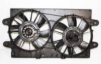 009; 2008 - 2010 Dodge Viper SRT10 Radiator Fan Assembly - 68029032AA 5170746AA 5137714AA