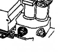 Prowler Transmission Input Speed Sensor - 4800878