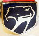 000; 2001 Dodge Viper Front Fascia Medallion in Sapphire Blue - 0PF0004B
