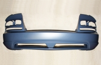 2006 - 2010 Dodge Viper SRT10 Coupe Rear Fascia - 1CR60TZZAE
